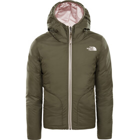 The North Face Rev Perrito Giacca Bambino verde oliva